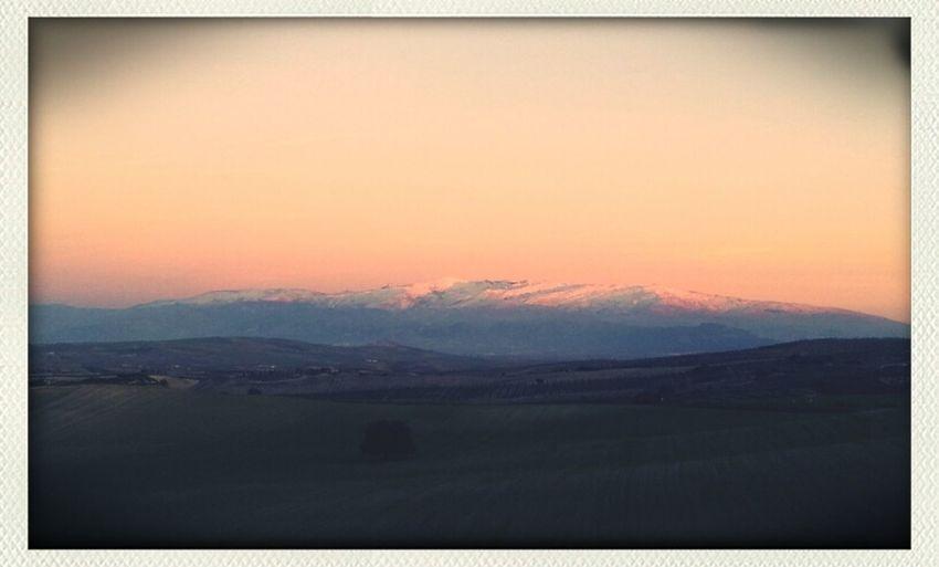 Sierra Nevada landscape Sightseeing Landscape