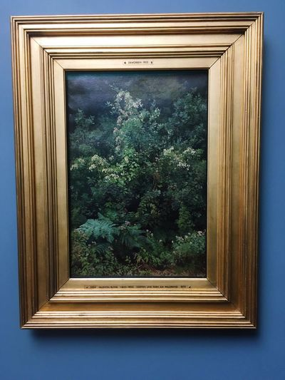 Nature Oil Painting Museum Of Modern Art Museum Art