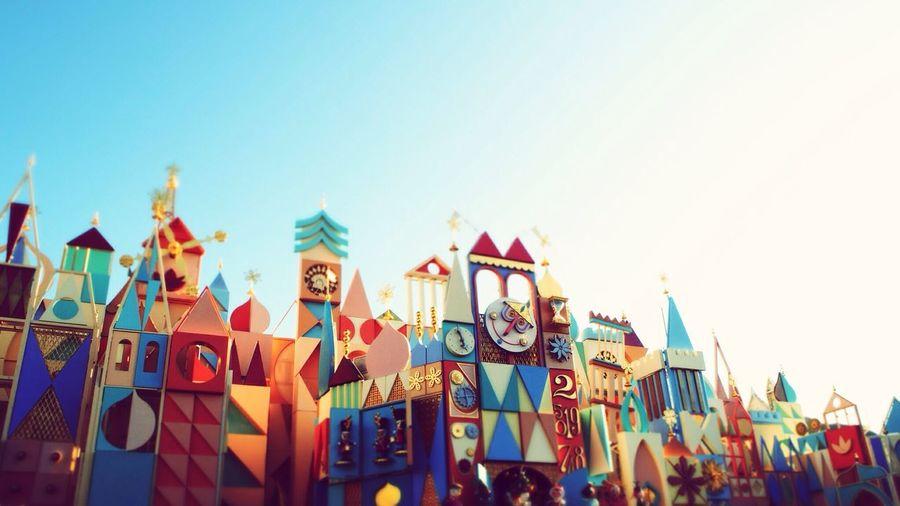 I love Disneyland Wakana's Photo It's A Small World Tokyo Disney Land