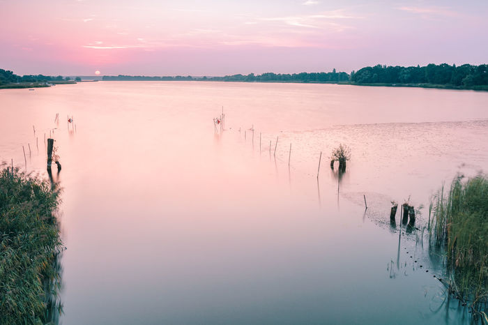 Lake Sunrise | Havelland, Germany 2016 Beauty In Nature Brandenburg Calm Cloud Cloud - Sky Germany Havelland Havelland Germany Horizon Over Land Lake Lake Sunrise Lake View Nature No People Non-urban Scene Ocean Reflection Scenics Sea Sky Sunset Tranquil Scene Tranquility Water Waterfront