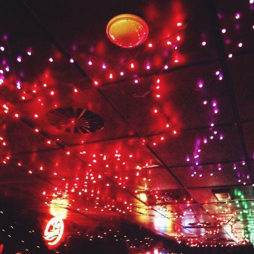 Lights in Amsterdam