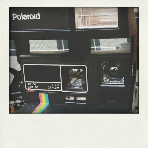 Polaroid Klassiker OldButGold