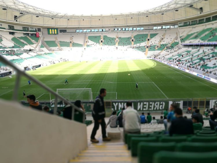 Stadium Match - Sport BURSA