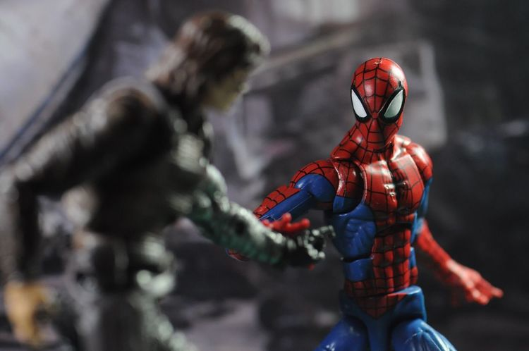 [3/3] that is awesome,dude! Marvel Marvel Comics Marvellegends Acbafam Acbaglobal Articulated Comic Book Art ACBA Spiderman WinterSoldier Civilwar