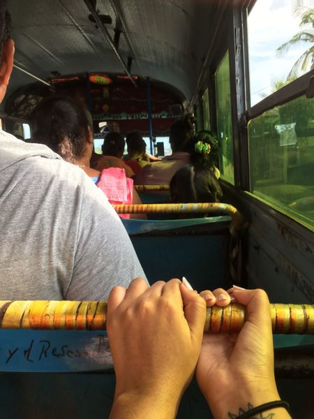 Viva Mexico Transportation Passenger Bus Public Transport Mode Of Transport Viva Mexico Ca.......es Veracruz, México The Street Photographer - 2016 EyeEm Awards The Purist (no Edit, No Filter) The Week Of Eyeem