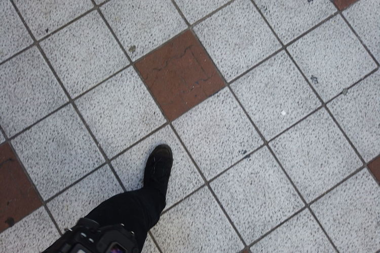 Urban Winter Street City Legs POV Looking Down Personal Perspective Minimalism Simplicity Human Leg Low Section Body Part Human Body Part One Person Shoe Real People High Angle View Day Standing Lifestyles Unrecognizable Person Outdoors Human Foot Human Limb Flooring Tile Footpath Tiled Floor Men Stone Paving Stone