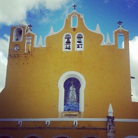 Ex-convento San Antonio de Padua Izamal Yúcatan Mexico Pueblosmagicos