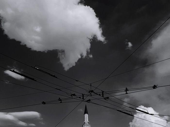 minaret and