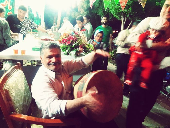 Nice nime Shaaban celebration
