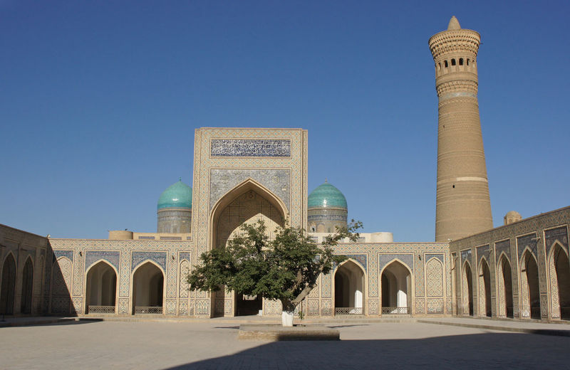 Mosque Kalon, worth point of seeing in Bukhara, silk road, Uzbekistan, Asia Architecture ASIA Building Exterior Built Structure Bukhara Central Asia City Famous Place Islam Islamic Islamic Architecture Kalon Mosque Middle East Mosque No People Outdoors Religion Sightseeing Silk Road Tourism Tourist Attraction  Town Travel Travel Destinations Uzbekistan