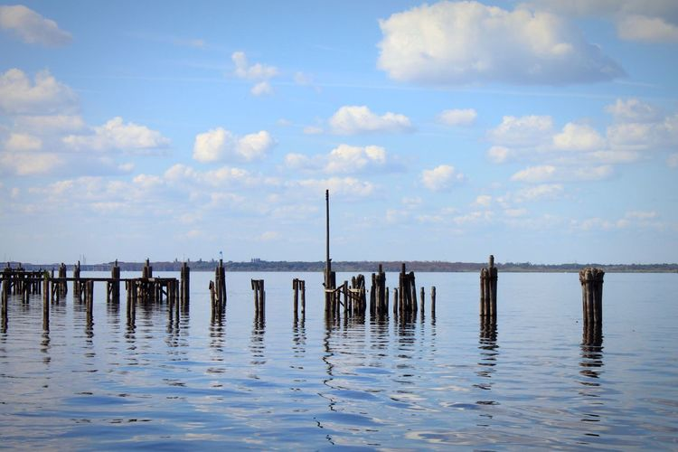 Dock posts and