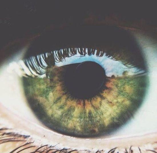 Eyes Hello World