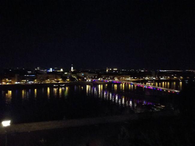 Reflection Night Illuminated Multi Colored No People Outdoors Water Travel Destinations Sky City Nature TheWeek On EyEem Novi Sad Music Festival City Exitfestival Exitfestival2017