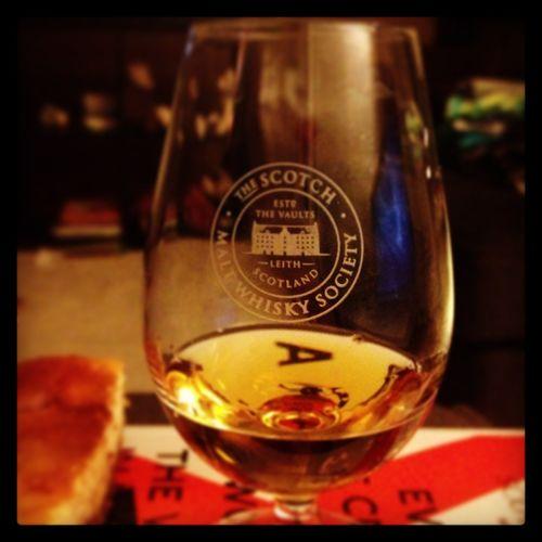 Liquid Lunch Whisky Single Malt Scotland Edinburgh Whisky Society