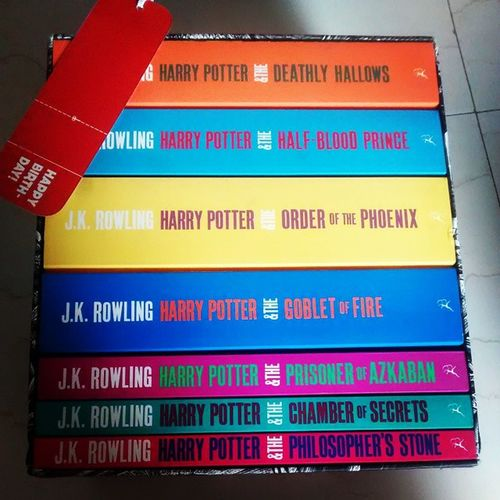 Harrypotter Thecompletecollection J .k.Rowling ????? .....
