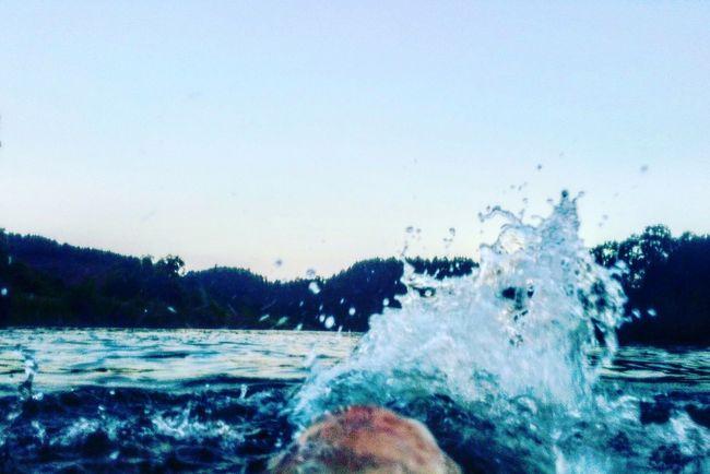 Summer Summertime Water