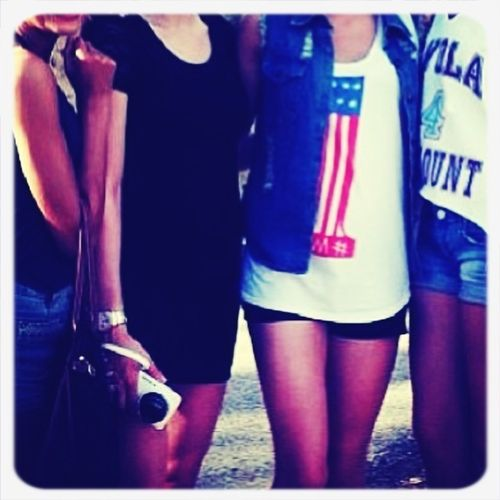 Summer picture Hollywood Girls