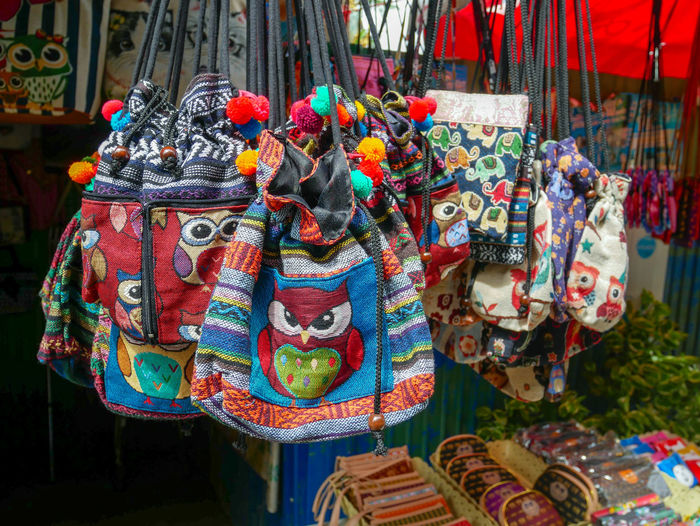the bag Multi Colored Arts Culture And Entertainment Wool For Sale Market Close-up Various Amusement Park Ride Street Market Retail Display Stall Market Stall Display Shop Souvenir Amusement Park Carousel Horses Farmer Market Window Display Coney Island Rollercoaster Price Tag Chain Swing Ride Traveling Carnival Carousel Fish Market Ferris Wheel Collection Raw Shelves