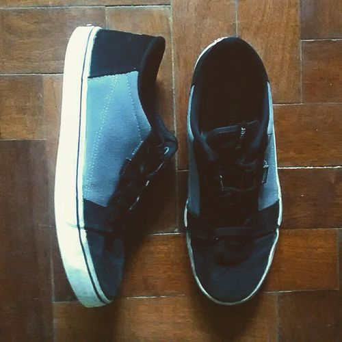 Topper Sneakers Black Grey🙋