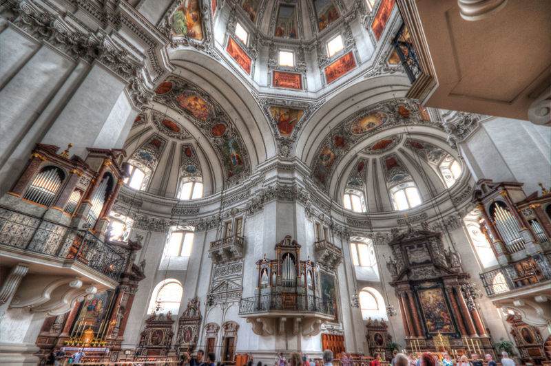 Cathedral HDR