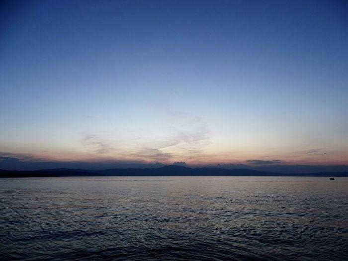 Scenics Sea