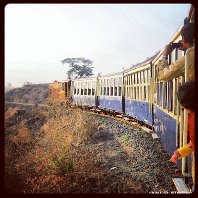 Matheran toy train. Toy Train Matheran Instalike Sistagram Instagram Instagramers Facebook Sunrise Sunset Like Indianrailway India Maharashtra Mumbai Photoofteday Photography PhotoView Picoftheday Picofthemonth Yellow Blue train Lovely Snapshot Cool coolpic instagram