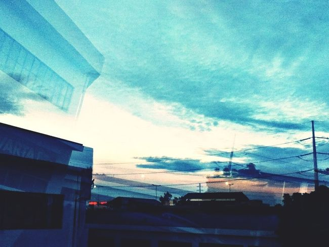 Overworked Sunrise Sleepless Overtime