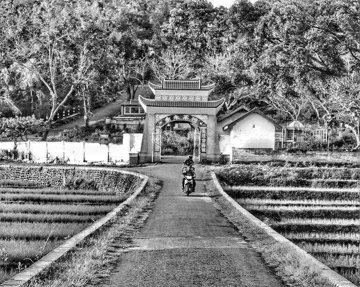 Bnw Photography People Indonesian Humaninterest Humaninterestindonesia Cemetery Chinese Cemetery Bong
