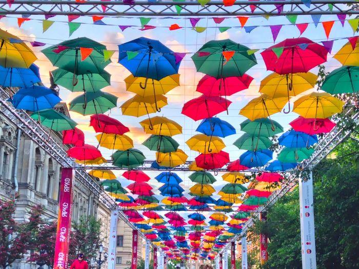 Аллея_зонтиков зонтик Аллея Umbrella Spb Russia Спб Питер Санкт-Петербург необычно