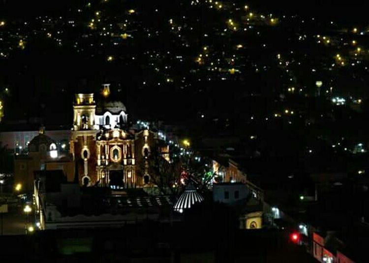 Tlaxcala 😍Nightphotography Beautiful View Beautiful Night Beautiful Place