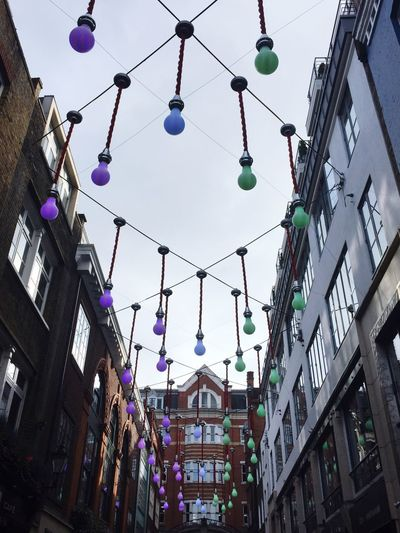 Dangly Street Street Photography City Light Street Art Decoration London Summer