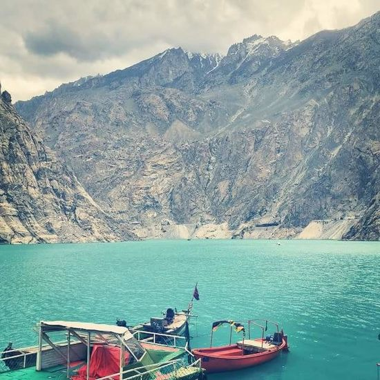 Attabad Lake - Hunza, Pakistan Travel Photography Lake Boat Ride Pakistani Traveller Pakistaniphotographer Beauty In Nature Beautiful Pakistan EyeEm Best Shots EyeEm Nature Lover EyeEm Gallery River Nature Attabadlake Tranquility