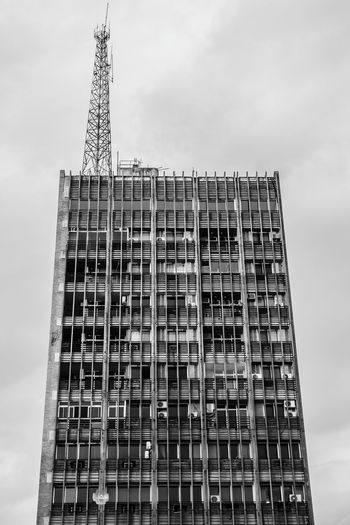 Black And White I Love My City Paraguay-Asuncion Nikon D5100  EyeEm Best Shots Arquitecture Building