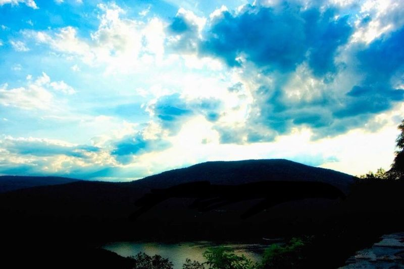 Balance Cloud - Sky Sky Nature Tranquility Scenics Beauty In Nature Tranquil Scene Landscape Mountain