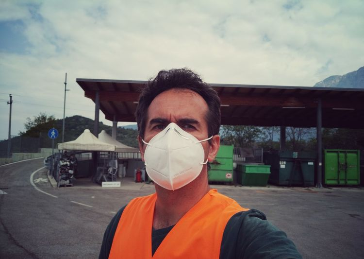 My land and my job covid 19 time recycling and safety in trentino italy