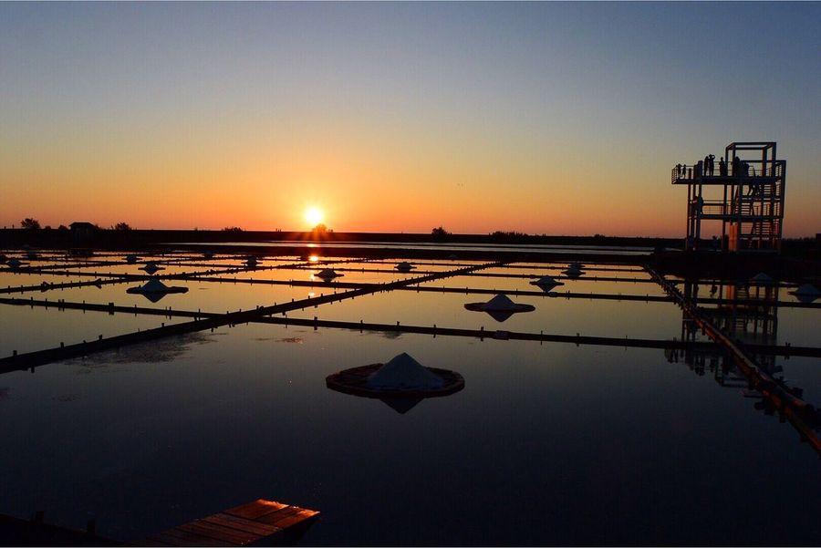 夕陽 最高👍 Sunset Beauty In Nature Sky Landscape Taiwan Nikon Travel Photography Nikonphotography EyeEm Best Shots Tainan Eye4photography  Landscape_Collection