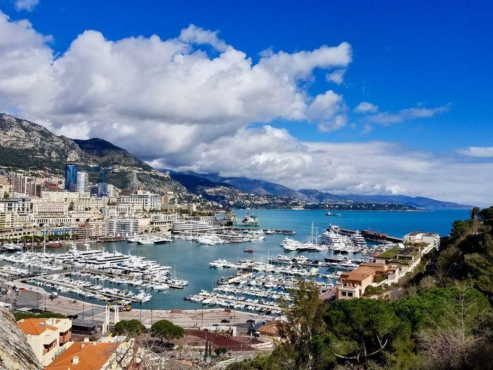 Monaco Sky