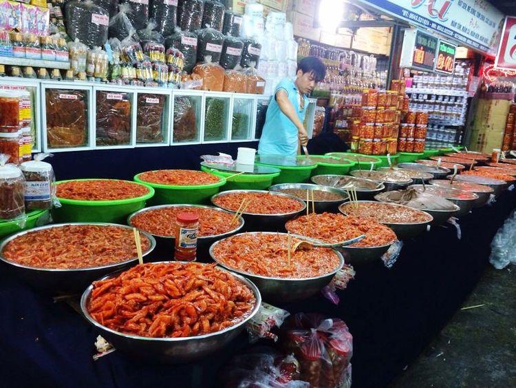 Chợ Đông Ba. Huế.