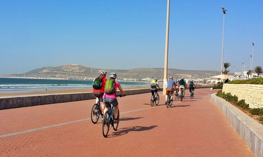The Color Of Sport Biking Bike Beachphotography Corniche People And Places EyeEmNewHere Sports Photography Sport In The City Sea Front Seascape Vacation Time The Great Outdoors - 2017 EyeEm Awards Weekend Activities Childhood