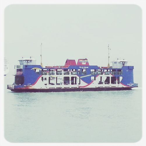 The nostalgic Penang Ferry in Malaysia. VMY2014 Penang Tourism Tourism Penang Penang