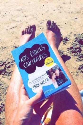Reading A Book Beach Break Keep Calm