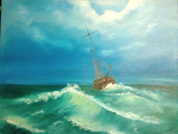 Моя картина)) Enjoying Life