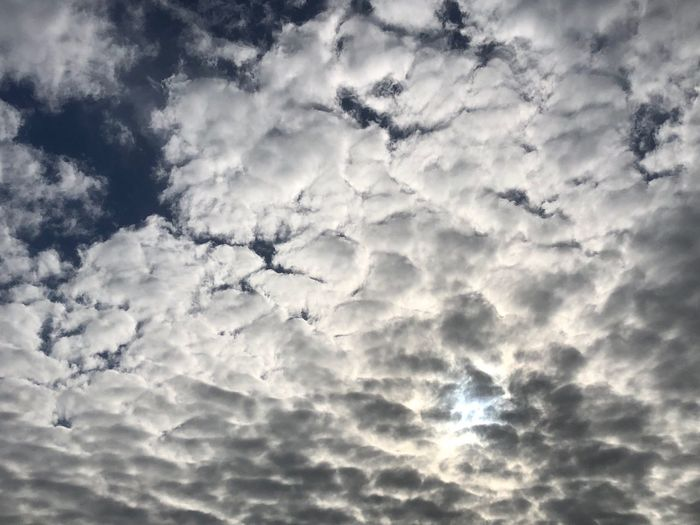 Cloud - Sky Sky Beauty In Nature Low Angle View Scenics - Nature Tranquility No People