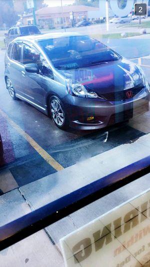 Windshield tinted 35% Hondafit Loweredstyle