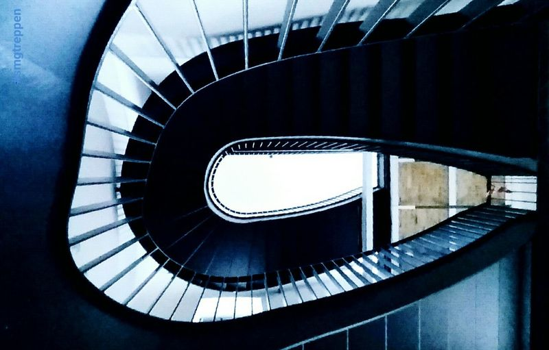 Staircase & Photo made by www.smg-treppen.de Steps And Staircases Steps Spiral Railing Spiral Staircase Architecture EyeEm Masterclass The Week Of Eyeem Architecture_collection From My Point Of View Perspectives And Dimensions Berlin Treppen Stairs Escaleras Creative Power Mobilephotography Check This Out Steps And Staircase Spiral Stairs Built Structure Stairs No People Indoors  Hand Rail Day