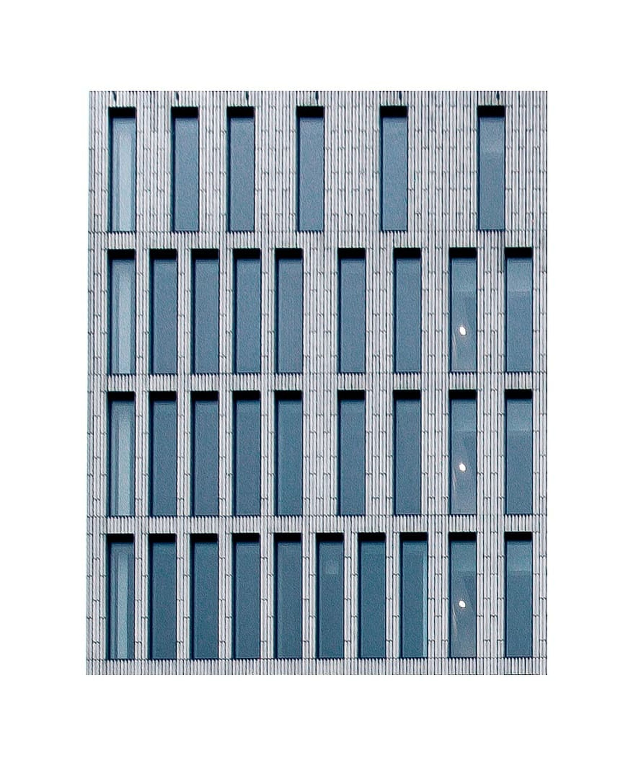 window, architecture, built structure, building exterior, building, no people, glass - material, cut out, pattern, blue, shape, low angle view, day, geometric shape, city, outdoors, office, design, sky, square shape