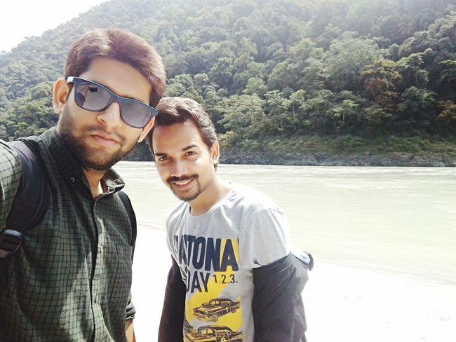 Rishikesh Bhinay Selfie ✌