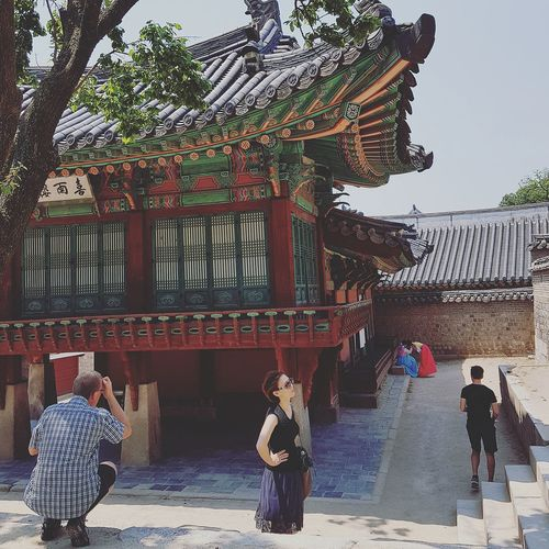 Changdeokgung Palace Joseon Dynasty Korean Architecture Palace Architecture Architecture Seoul Architecture Tripwithson2017 Tripwithsonmay2017 Seoulstreetphotography Streetphotography Seoul Southkorea