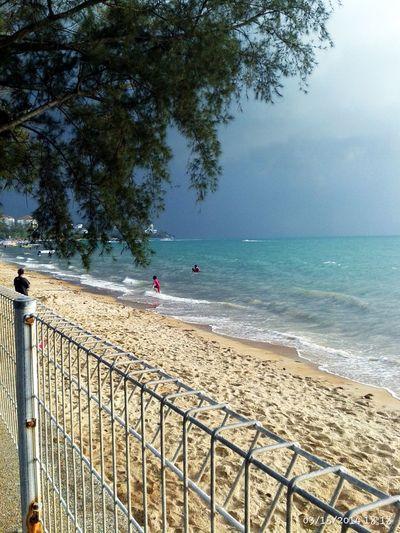 Enjoying The Sun Getting A Tan Being A Beach Bum Near And Far