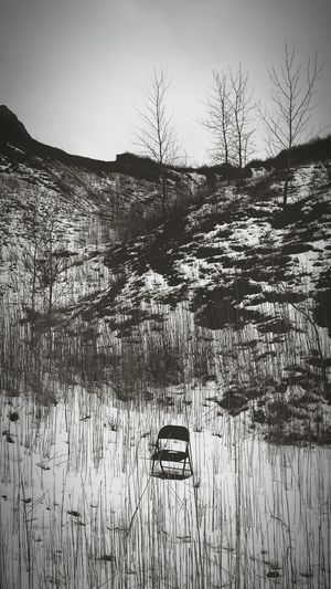 Melancholic Landscapes snow Stuff I See Bender Park Oak Creek Notes From The Underground